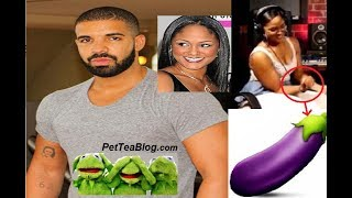 Maliah Reveals that Drake has a Big EGGPLANT 🍆🍆🍆 This why he has Baby Mama's out the woodworks ? 🙈
