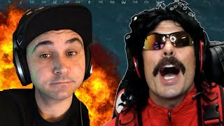Doc Reacts to Summit1g getting Hacked and Funny Moments in PUBG!