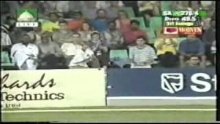 1st Match: Pakistan v South Africa - Apr 3, 1998