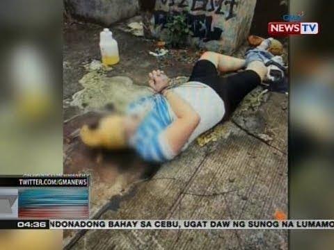 BP: Call center agent na isang linggo nang nawawala, natagpuang patay sa Tanay, Rizal