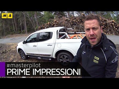 Fiat Fullback 4x4 Prime impressioni
