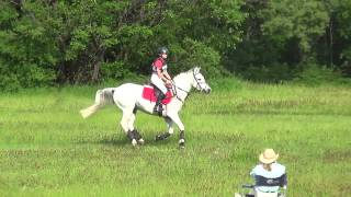 Isabella Boyd & Icing On The Cake Holly Hill Horse Trials April 2015