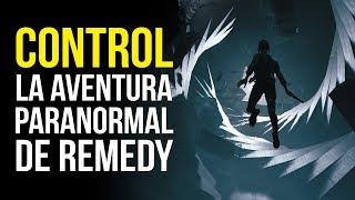 CONTROL, la aventura PARANORMAL de los creadores de QUANTUM BREAK