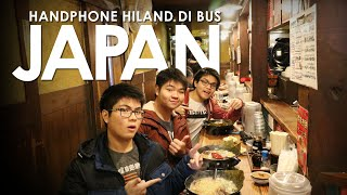 HP Hilang Di Bus Kyoto & Cara Lapor Barang Hilang: JAPAN Part. 1 - RyanTale #7