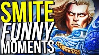 HOW TO DESTROY LOKI! - SMITE FUNNY MOMENTS