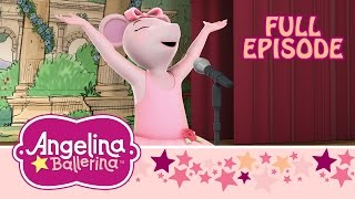 ♥ ♫ Angelina Ballerina ★ Angelina and The Big News ♥ ♫