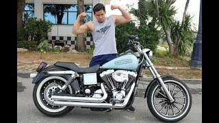 Dyna Lowrider 2004 ครามSuperchart