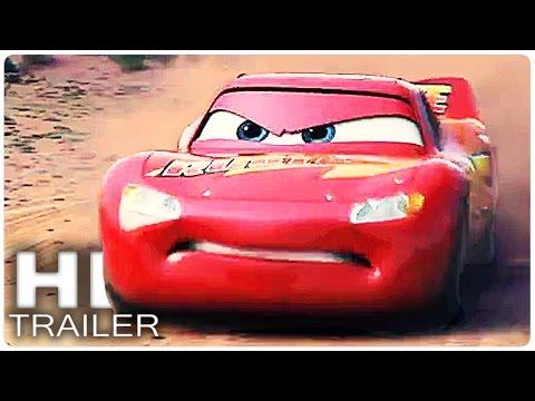 CARS 3 Extended Trailer Disney Pixar 2017