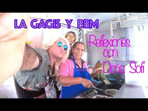 Gagis y BBM - Reflexiones con Doña Sofi  (El cortometraje)