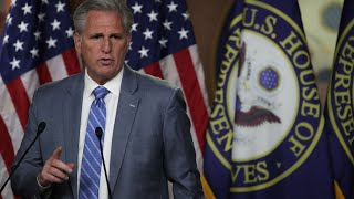 McCarthy defends Trump, says he didn't engage in 'send her back' chant