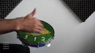 Pandeiro - capoeira