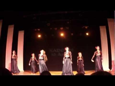 Cia. Kadosh Fusão Flamenco Árabe