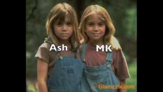 How to Tell Mary-Kate and Ashley Olsen Apart