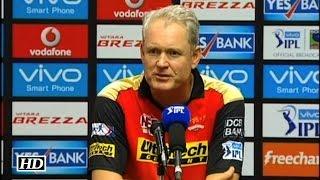 IPL 9 KKR vs SRH: Hyderabad Coach Blames Batsmen For Loss