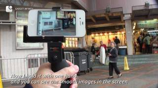 Movie Making Enabling Tools for Smartphone and iPhone