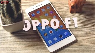 OPPO F1 Hands On Review in Bangla.