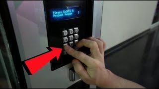 COOLEST VENDING MACHINE EVER!?!?