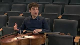 Cello récital - Victor Julien Laferrière