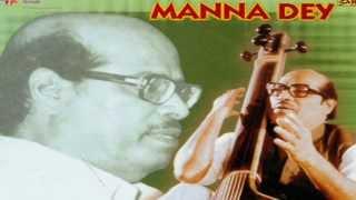 Sobai To Sukhi Hote Chai | Bengali Modern Song | Manna Dey