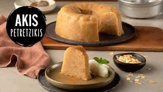 Greek Halva   Akis Kitchen