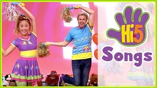 Hi-5 Songs | TEAM & More Kids Songs - Hi5 Season 16