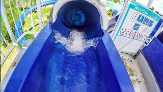 Aquopolis Costa Daurada - Huracan Speed Slide | Turborutsche Onride