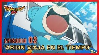 Inazuma Eleven Go Chrono Stones -Episodio 2 español «¡Arion viaja en el tiempo!»