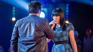 Christina Marie Vs Nathan Amzi: Battle Performance - The Voice UK 2014 - BBC One