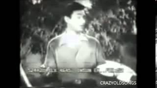 AA TERI TASVEER BANA LOON-2 PART VIDEO with lyrics) TALAT-P L SANTOSHI -CHIC CHOCOLATE (NADAAN 1951)