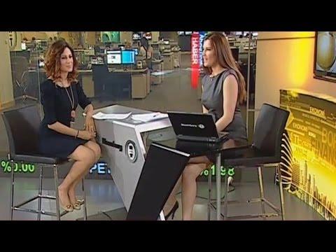 İpek Kaplan Beautiful Turkish Tv Presenter 05.10.2012