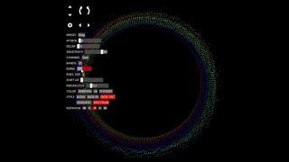 HoloFFT - Rainmeter 3D Visualizer