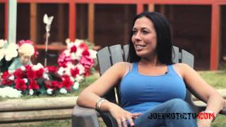 Rachel Starr Interview At The GW Zoo Pt.1