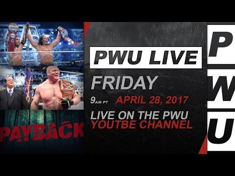 PWU Live Episode 14: Broken Hardys Gimmick, Brock Lesnar & Great Balls Of Fire, Payback & More...