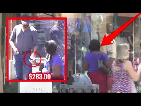❤️HOMELESS Woman Does UNBELIEVABLE Act Spending YouTube MONEY❤️ [K3tv]