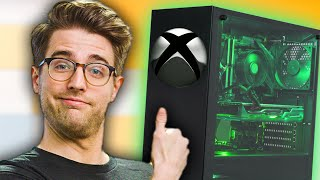 Your PC is now an Xbox!