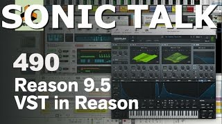 Sonic TALK 490 - Fyre and Reason VST