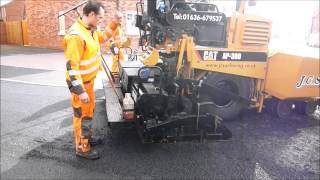 JC Surfacing, Commercial Roadworks