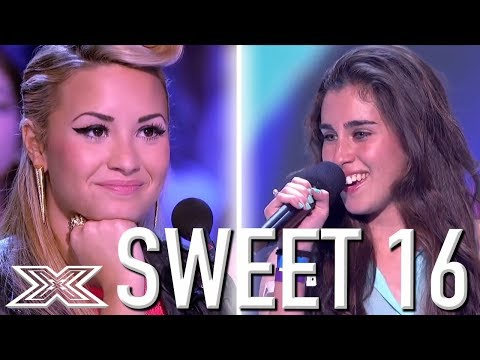 Best 16 Year Old Auditions from X Factor Around The World X Factor Global