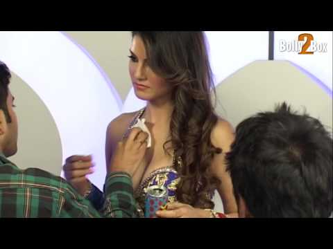Sunny Leone's Launch Energy Drink | Bolly2Box