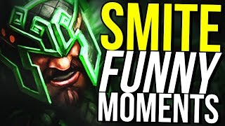 ARE GUARDIANS TOO OP? - SMITE FUNNY MOMENTS