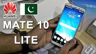 Huawei Mate 10 Lite Unboxing | Four Cameras in Phone!
