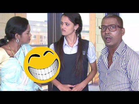 Yuddha Kasa Hota - Marathi Comedy Jokes 119