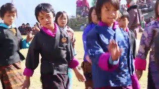 ray la ray chhung, Bhutanese Boedra dance