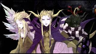 Final Fantasy II Megamix - Emperor Mateus Battle Extended