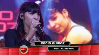 Rocio Quiroz en vivo en Pasion de Sabado 2 7 2016