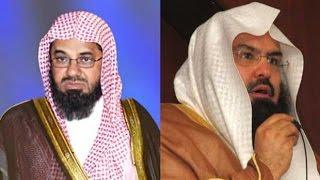 تلاوة سورة آل عمران بصوت الشيخ سعود الشريم والشيخ السديس