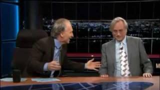 Dawkins Maher Mormons