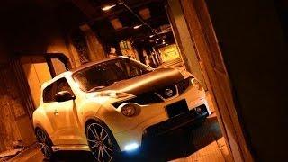 """Nissan YF15/Juke"" ZEUS LUV-LINE Bodykit|ゼウス ニッサン ジューク エアロ"