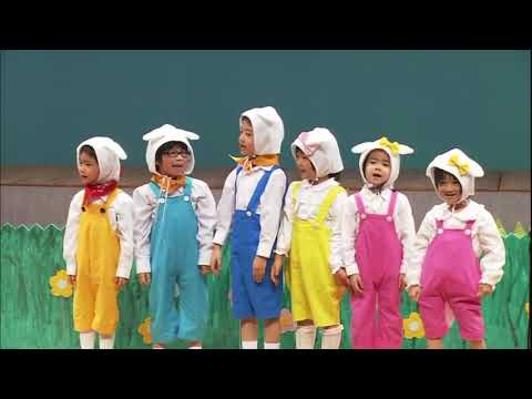 Seven Little Goats played by Anisha and others in Japan