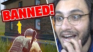 HACKER BANNED LIVE ON STREAM | PUBG MOBILE HIGHLIGHTS | RAWKNEE